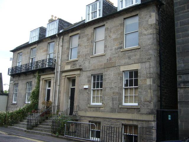 Georgian houses, Kirk Street