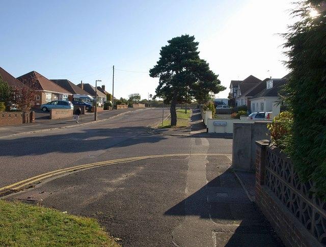 Mossley Avenue, Wallisdown