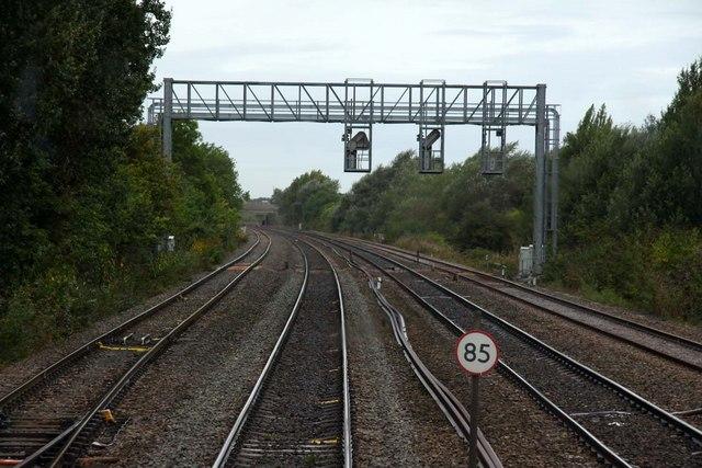 Down the main line to Swindon