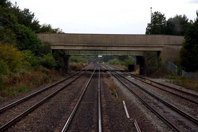 The bridge to Milton