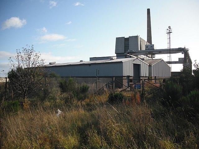 Methil power station