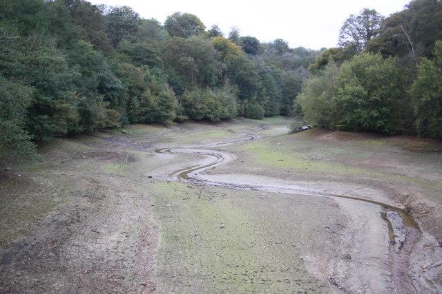 Ardingly Reservoir northern spur