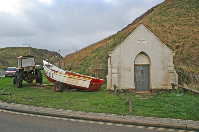 Seaside Mortuary, Saltburn