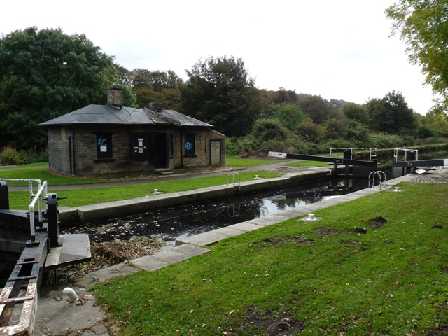 Keeper's Office at Brookfoot Lock