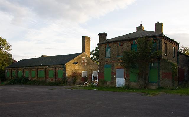 Clitterhouse Farm