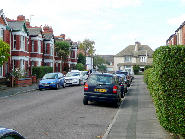 Lonsdale Road, Gloucester