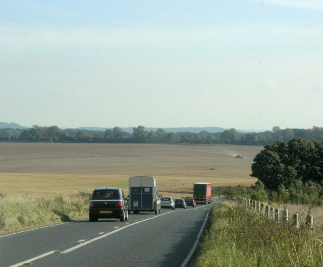 2009 : A350 heading south on Rook Hill