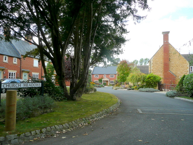Church Meadows, Toddington