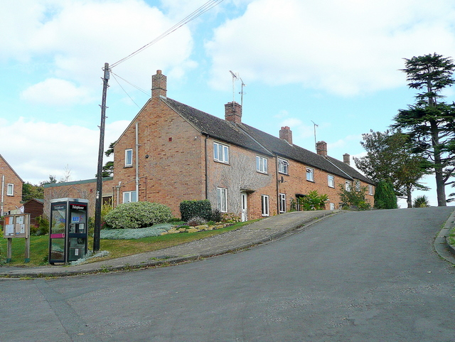 Housing off Church Lane, Toddington
