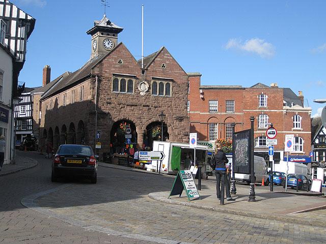 Market Place, Ross-on-Wye