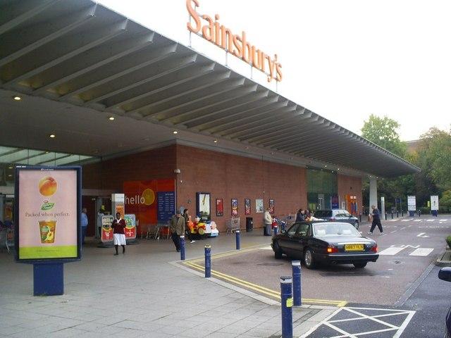 Sainsbury's Superstore, Garston