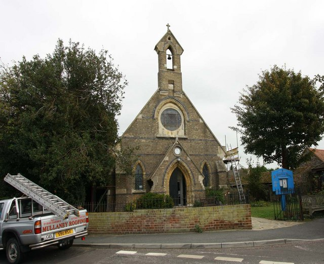 St Catherine, Manston, Kent