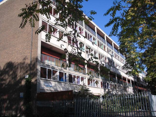 Silwood Estate, Rotherhithe, London, SE16