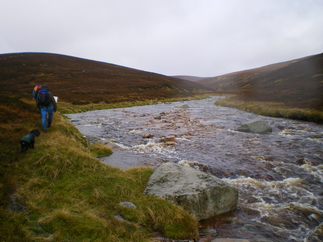 Upstream on the Tarf Water