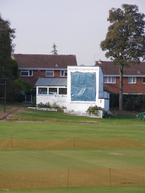Old Hill Scoreboard