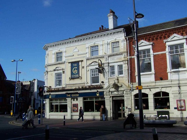 The Goose, West Bromwich