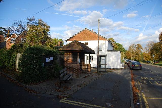 Bus Stop, Leigh