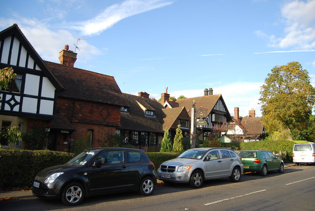 The Old Forge, Leigh