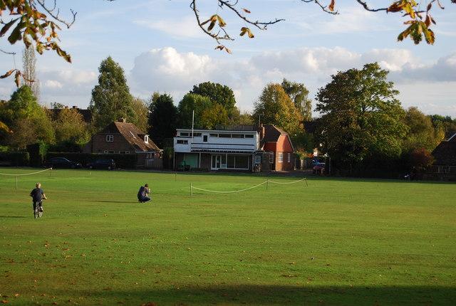 The Village Green, Leigh
