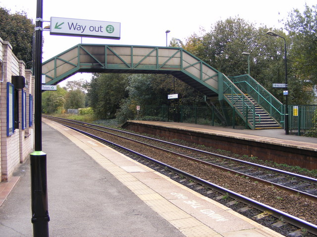 Old Hill Station