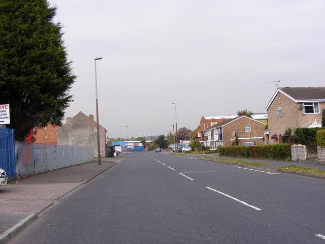 Park Lane View