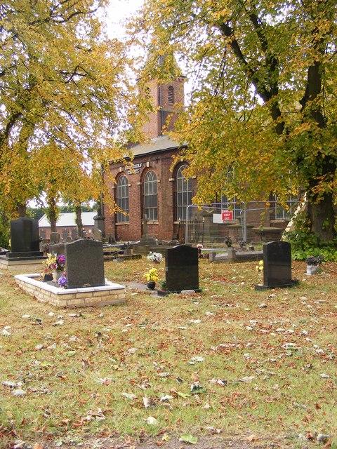 Park Lane Churchyard