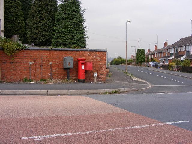 Furlong Lane Postbox