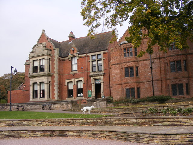 Front of Haden Hill House
