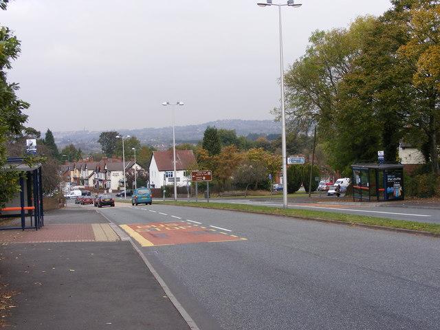 Halesowen Road View