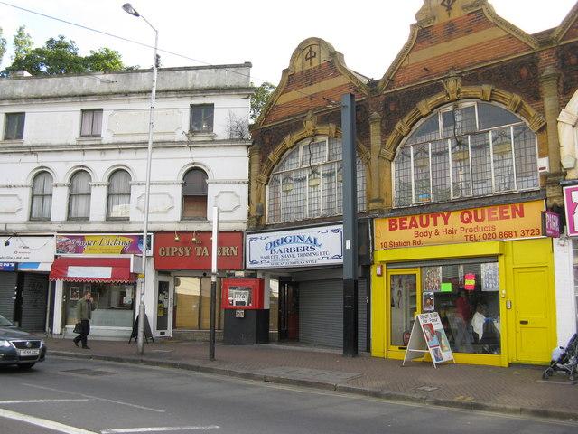 Original Barbers, Station Road, West Croydon