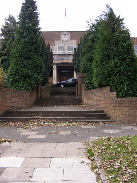 Haden Hill Council Offices