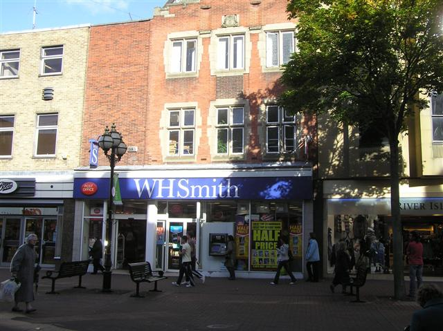 WH Smith, Carlisle