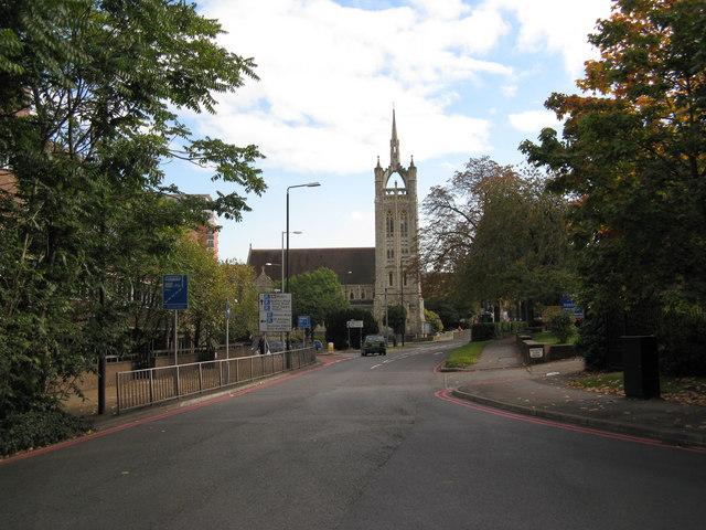 Trinity Church, Sutton, United Reformed/Methodist