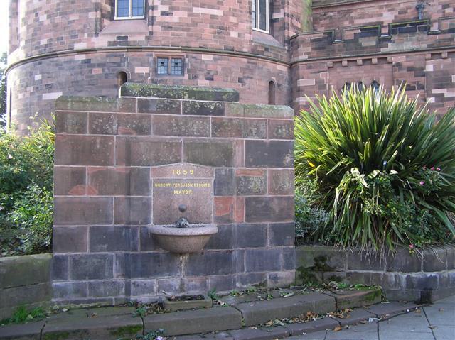 Robert Ferguson Fountain, Carlisle