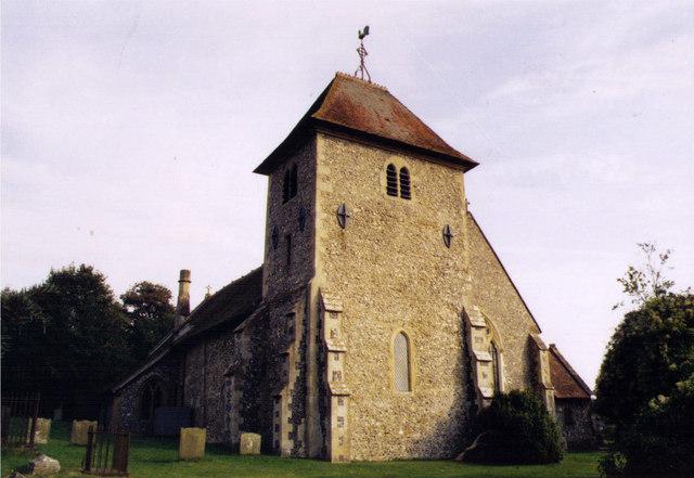 St Mary, Aldworth