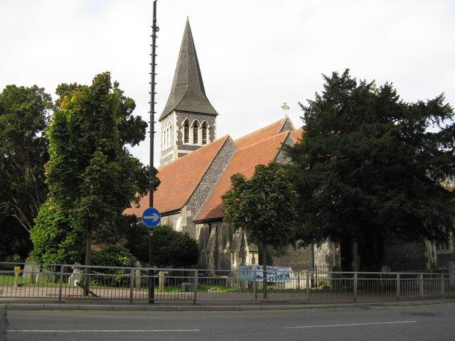 St. Nicholas' Church, Sutton