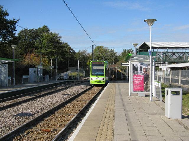 Mitcham Junction tram stop