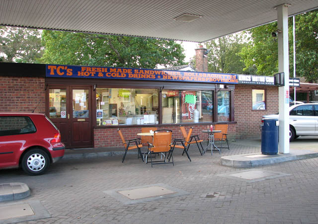 TC's village shop and café