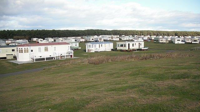 Shell Bay caravan park