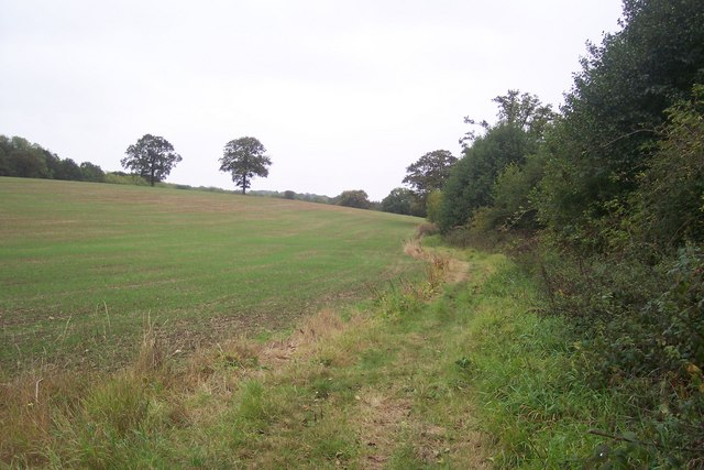 Footpath to Winkhurst Green