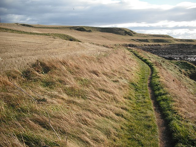 Fife Coast Path, Shell Bay