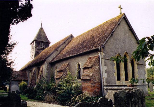 St Clement, Ashampstead