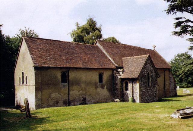 St Mark & St Luke, Avington