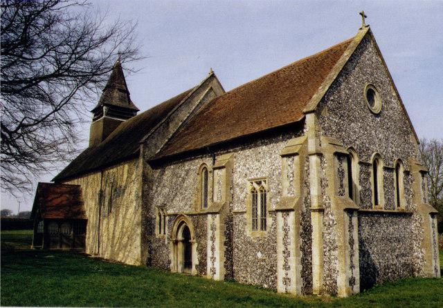 St Nicholas, Beedon