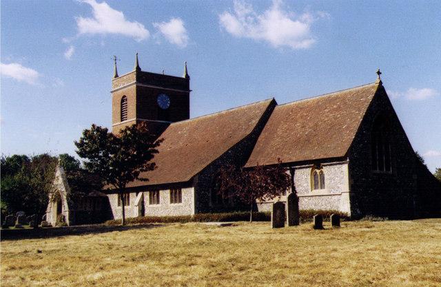 St Mary, Beenham