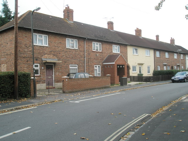 Houses in Hilsea Crescent