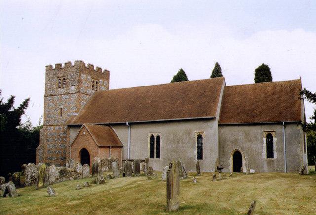 St Andrew, Boxford