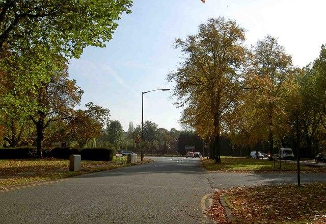 Pebble Mill Road, Birmingham