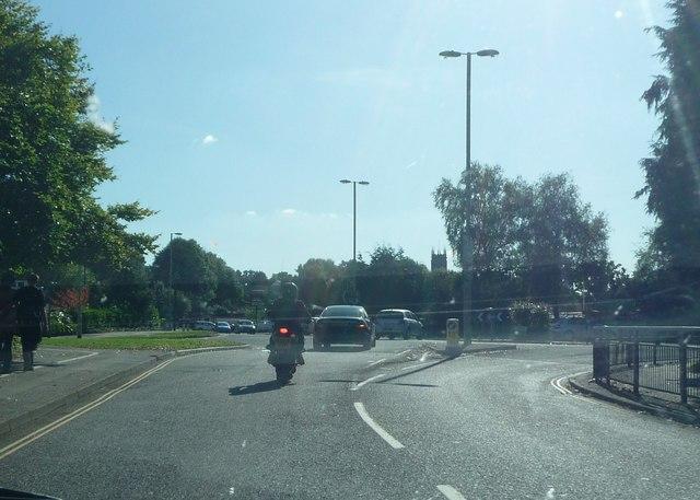 Tiverton : Kennedy Way Roundabout