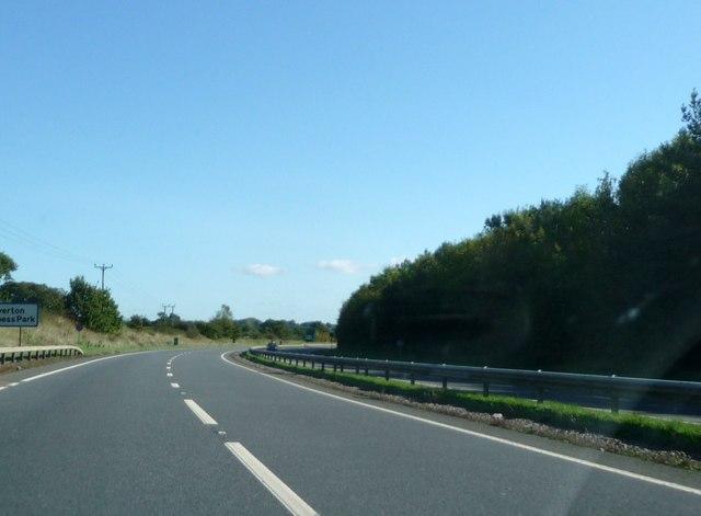 Tiverton : The North Devon Link Road, A361